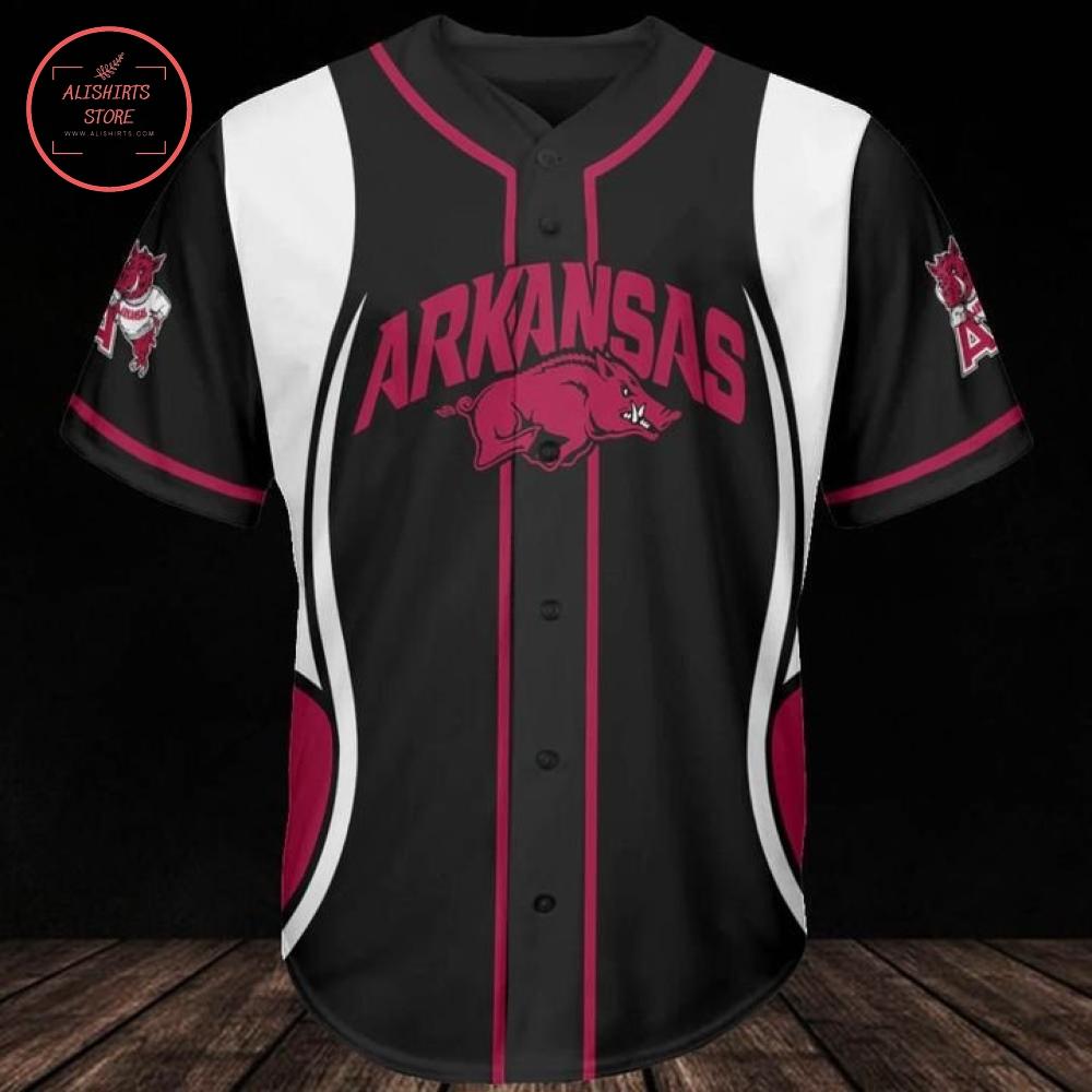 Arkansas jersey - baseball
