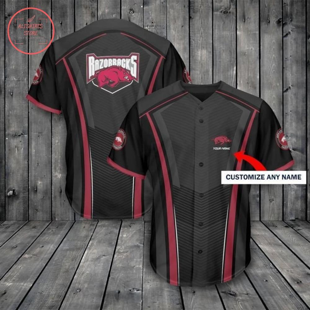 Arkansas Razorbacks Baseball jersey