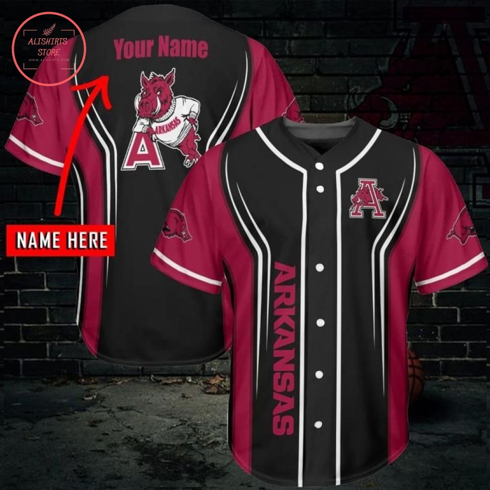 Razorback Baseball Jersey