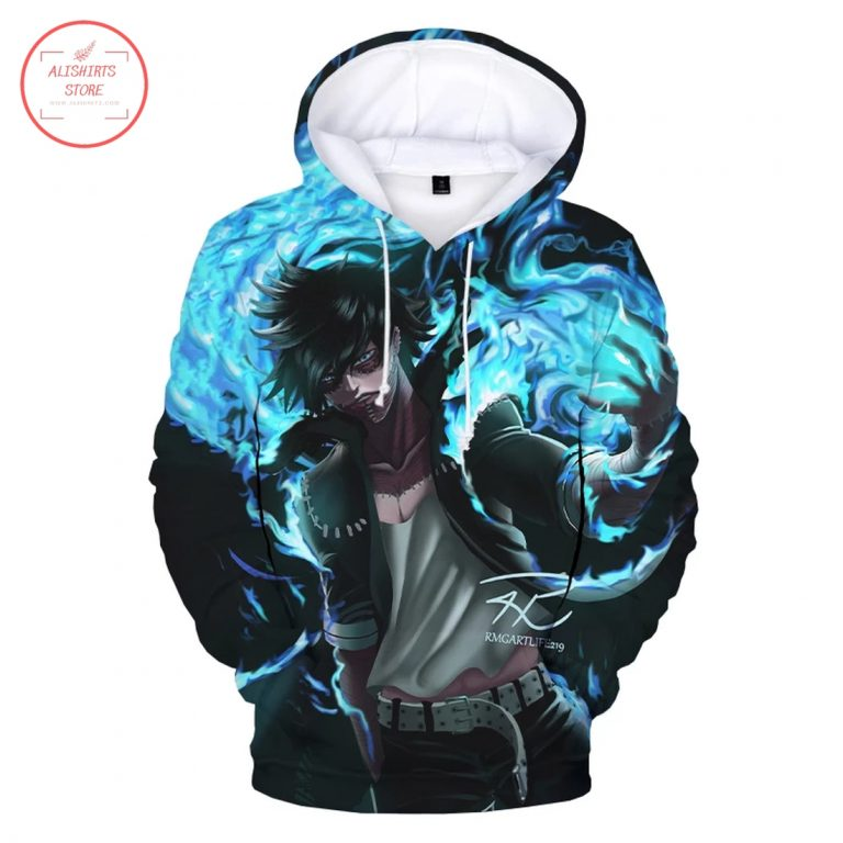 The Exorcist Anime Hoodie