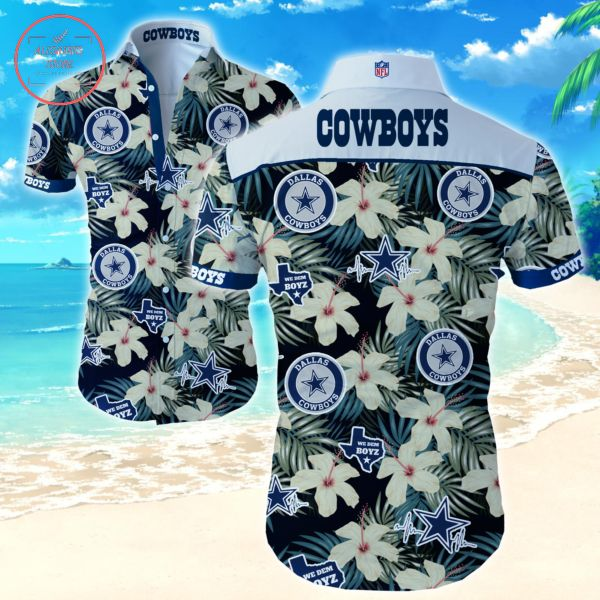 Dallas Cowboy Aloha shirts