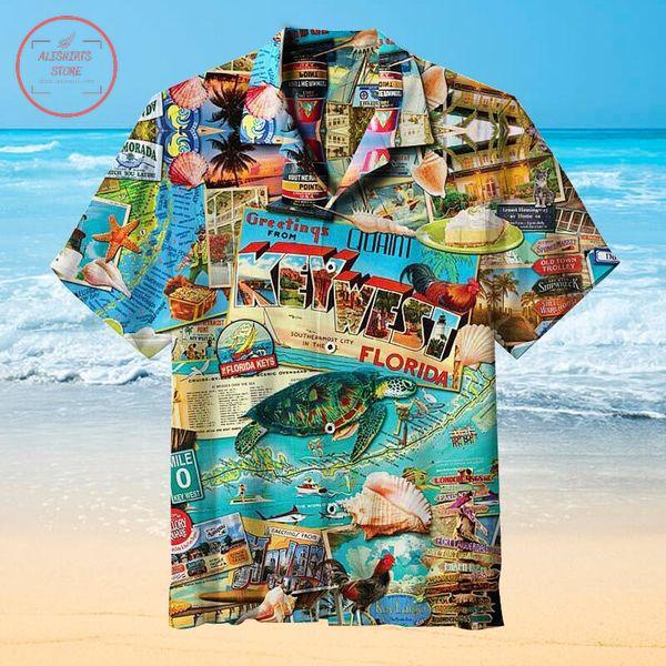 Greetings from Keywest Hawaiian shirts