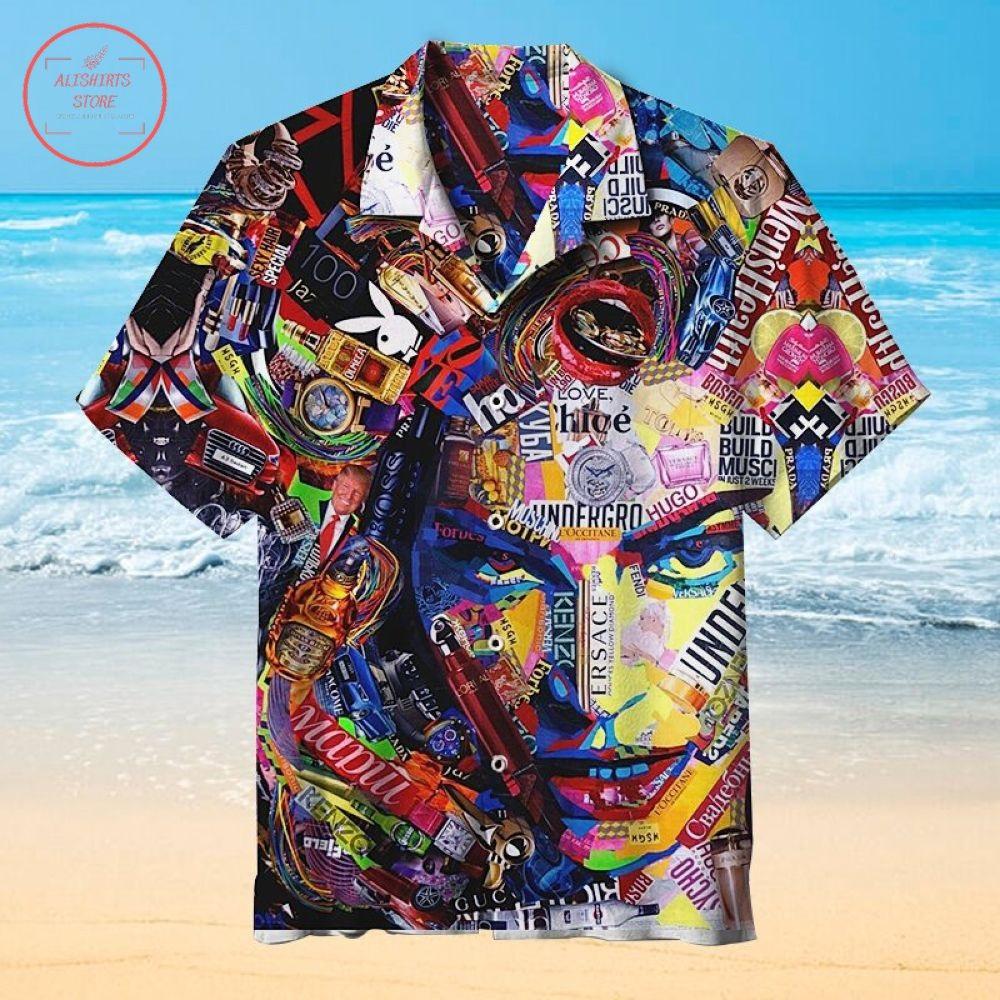 90s Icons Hawaiian Shirt