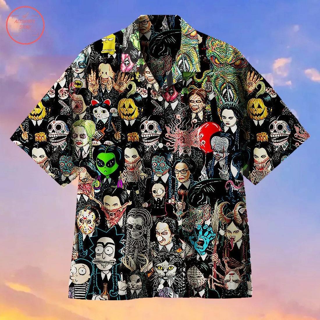 All The Goths Hawaiian Shirt