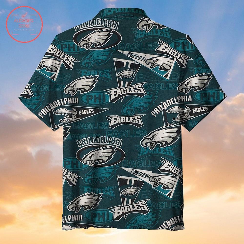 Amazing Philadelphia Eagles Hawaiian Shirt