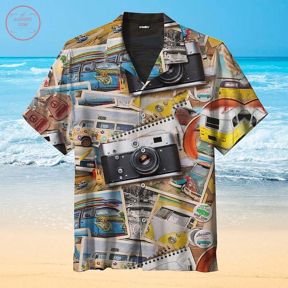 Amazing Road Trip Hawaiian Shirt