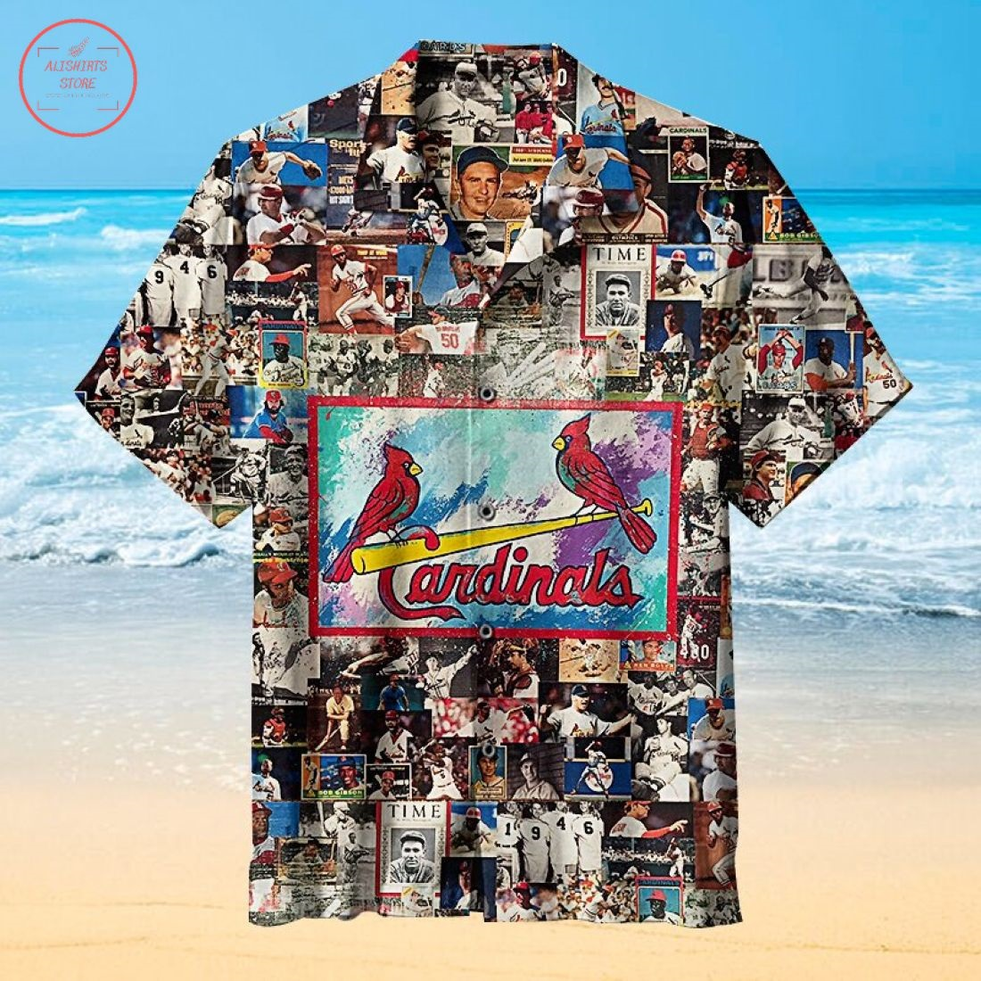 Amazing St. Louis Cardinals Hawaiian Shirt