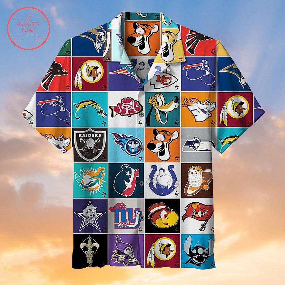 Amazing football Hawaiian Shirt