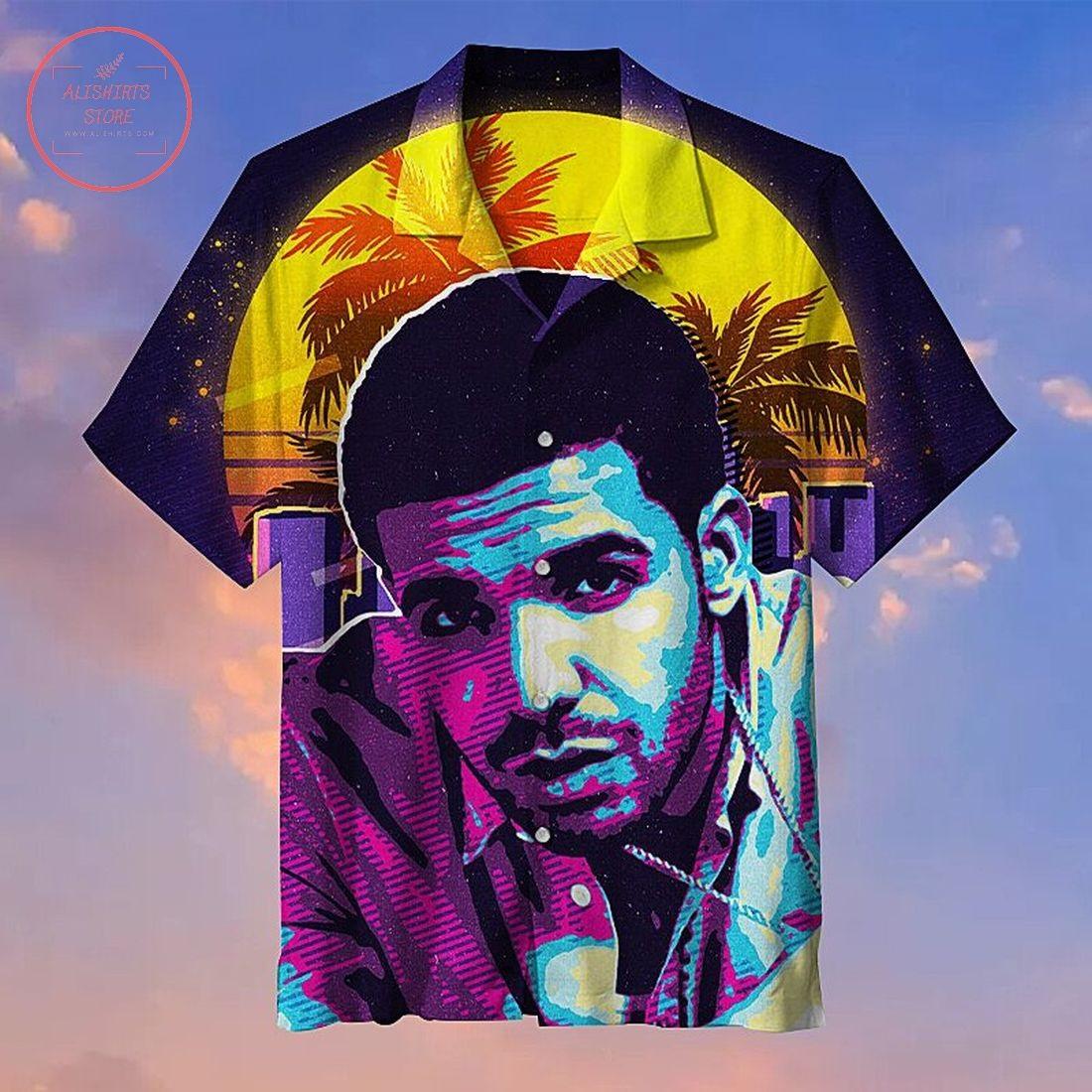 Aubrey Drake Graham Fans' Favorite Hawaiian Shirt