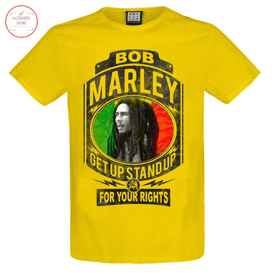 Bob Marley Fight For Your Rights Shirt