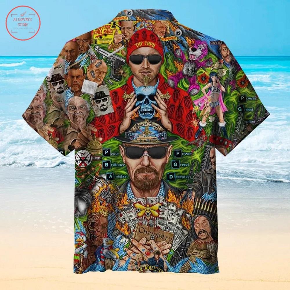 Breaking Bad Hawaiian Shirt
