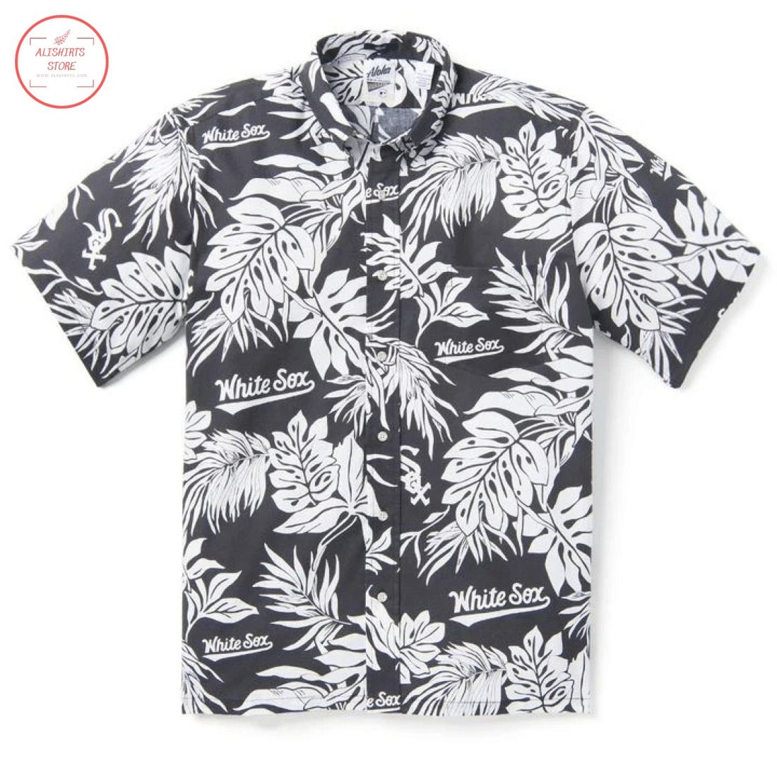 Chicago White Sox Reyn Spooner Aloha Hawaiian Shirts