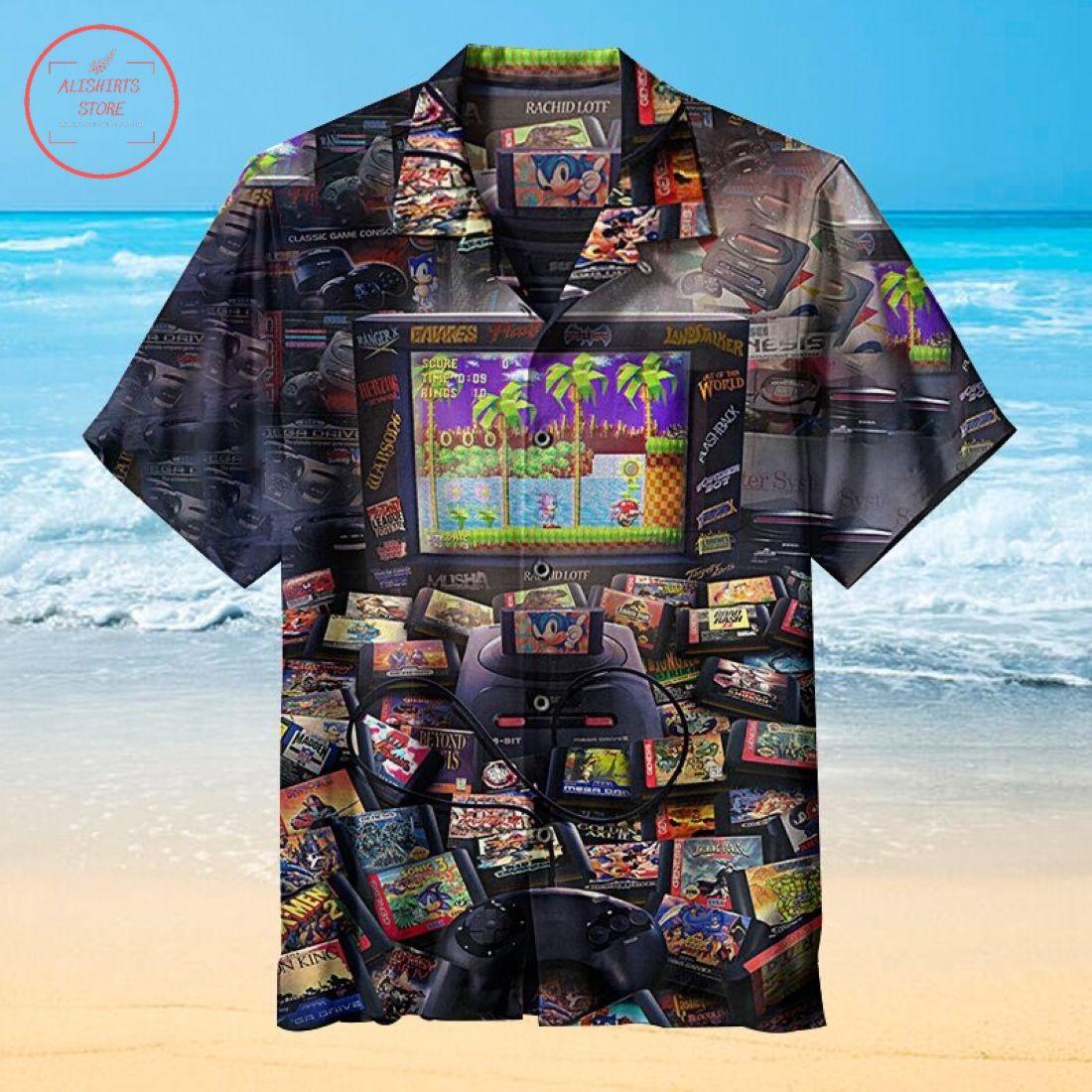 Children of The 90s Hawaiian Shirt