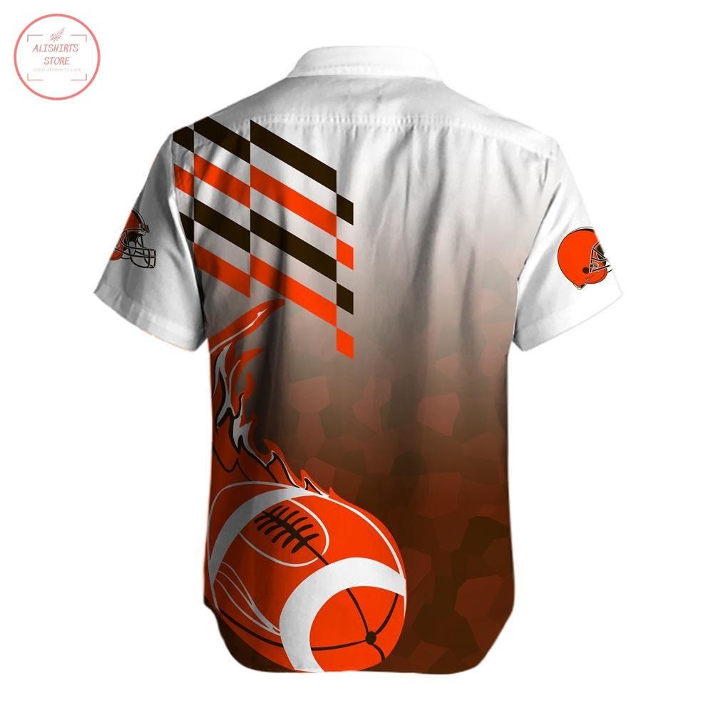 Cleveland Browns Hawaiian Shirt