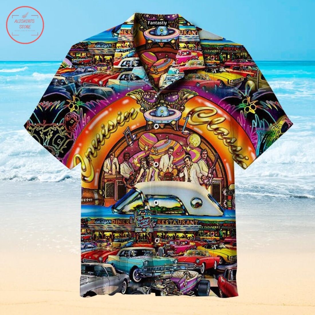 Cruisin Classics Hawaiian Shirt