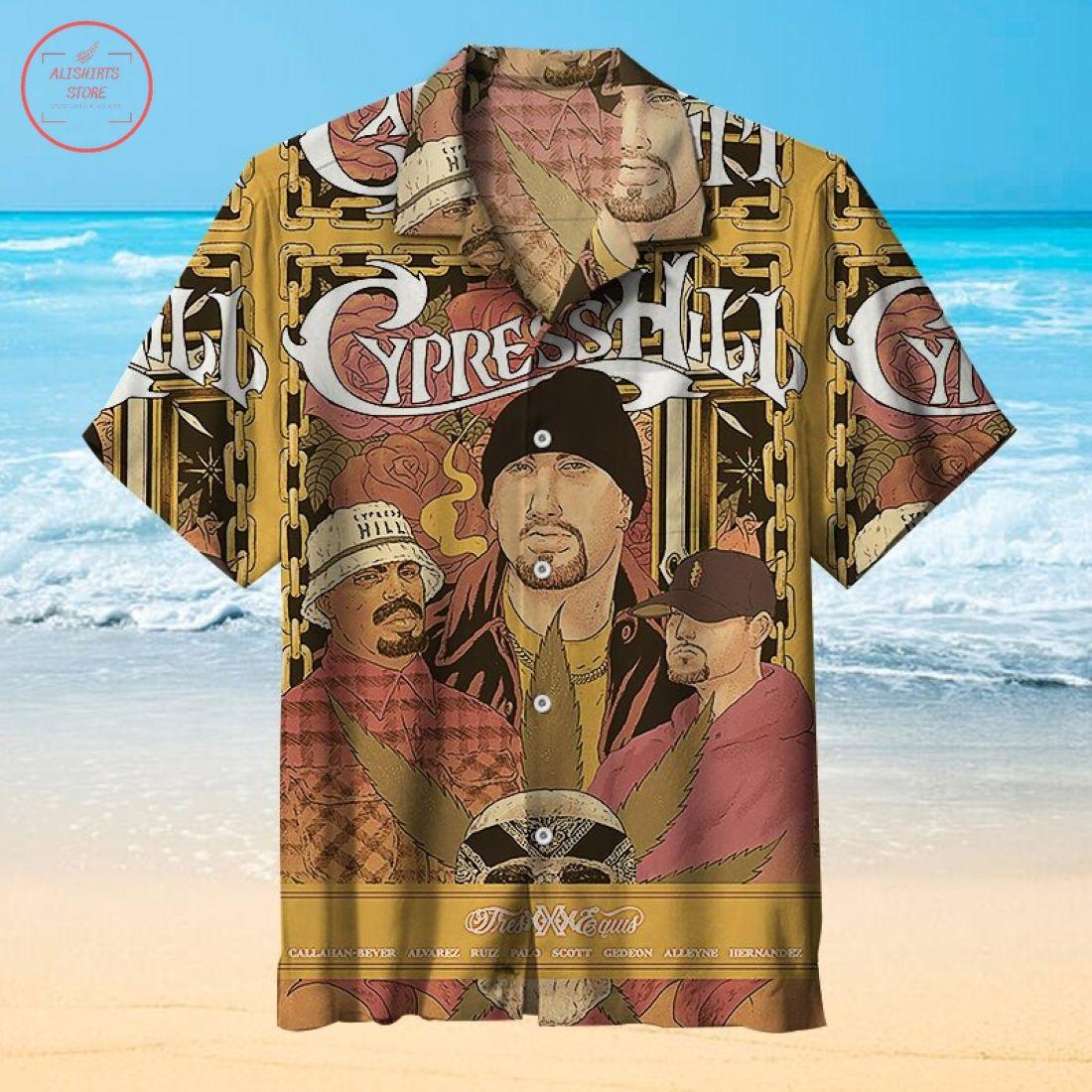 Cypress Hill Hawaiian Shirt