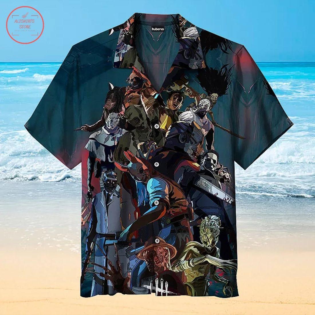 Dead by Daylight Hawaiian Shirt