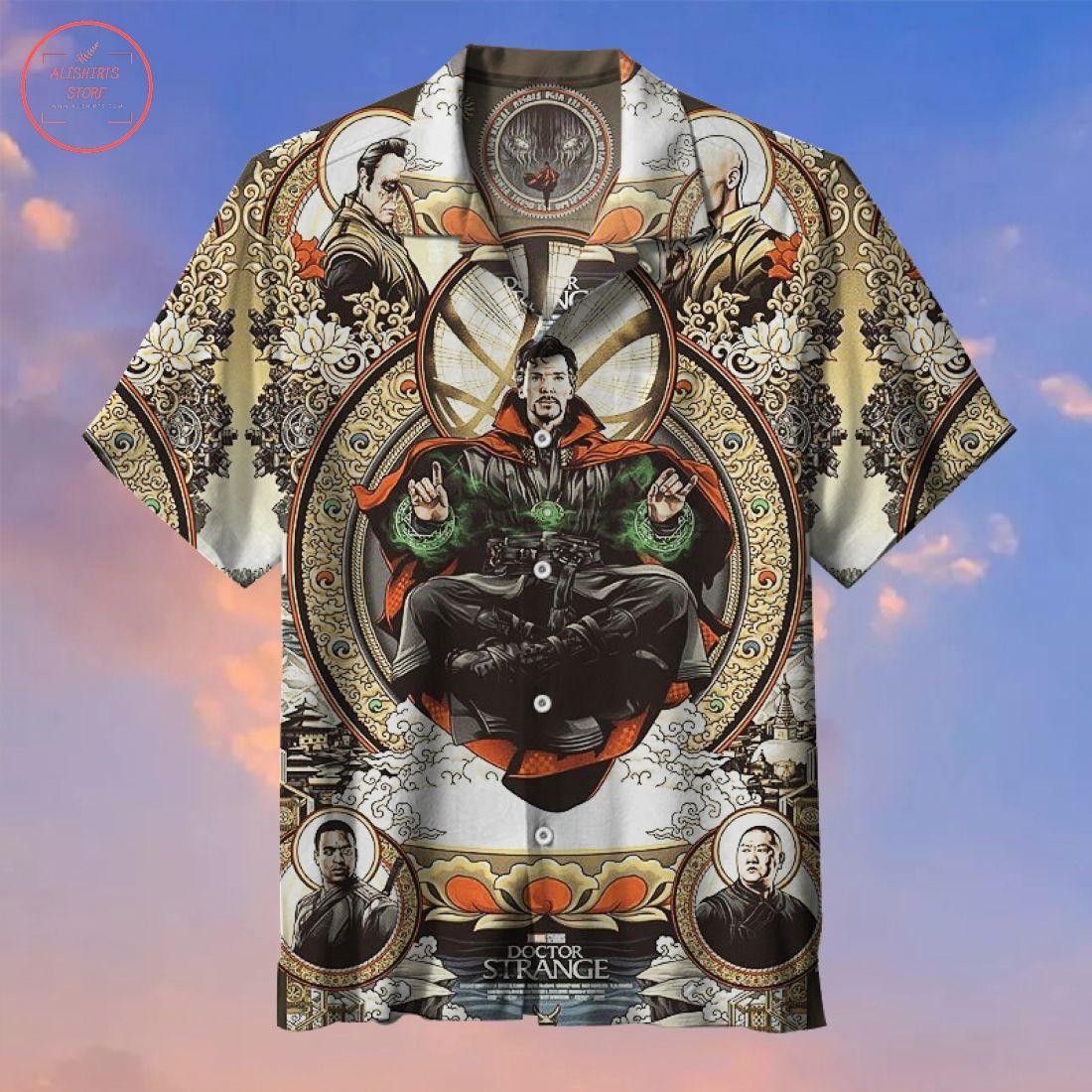 Doctor Strange Hawaiian shirt