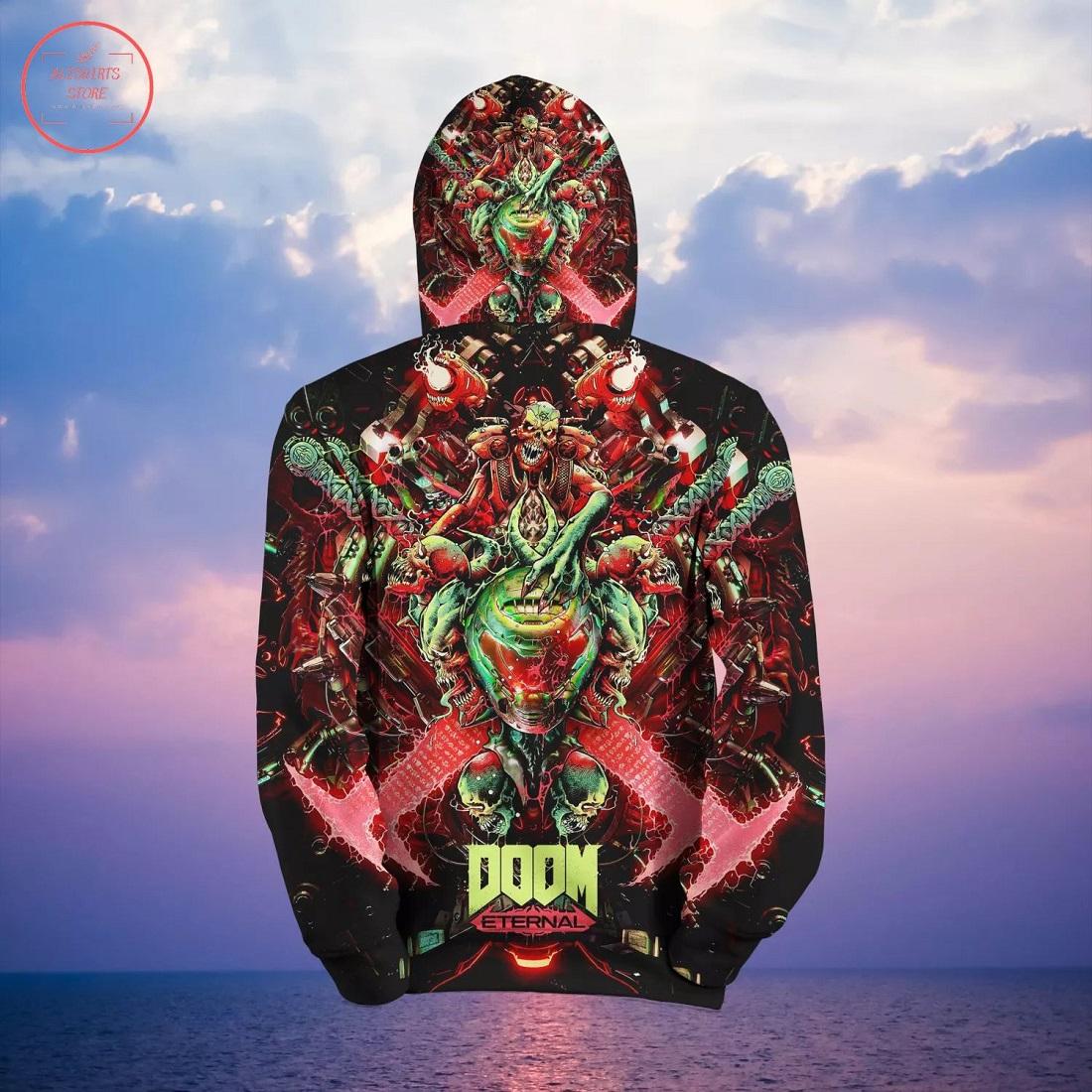 Doom Eternal 3D Hoodie