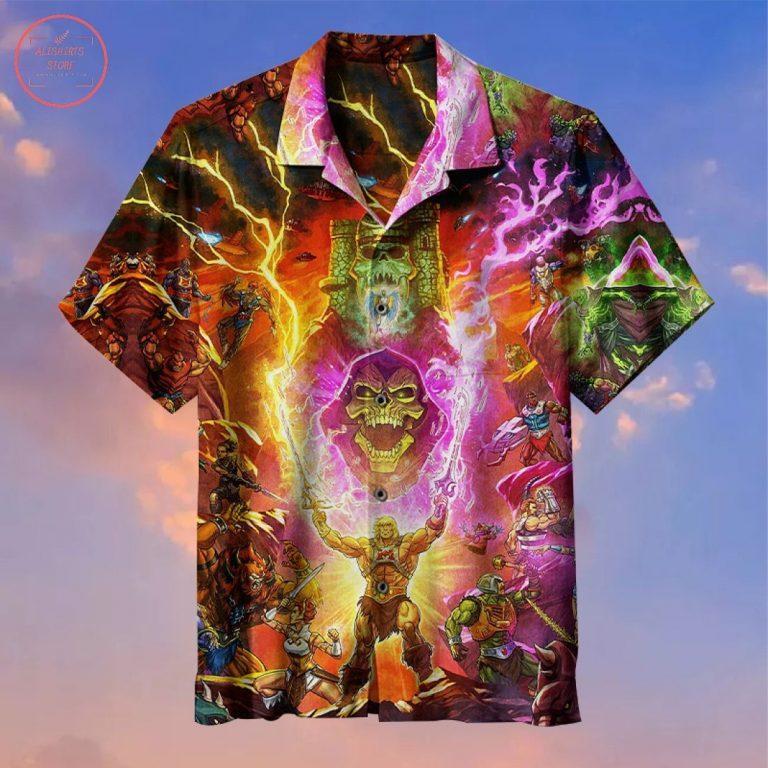 He-Man Hawaiian Shirt