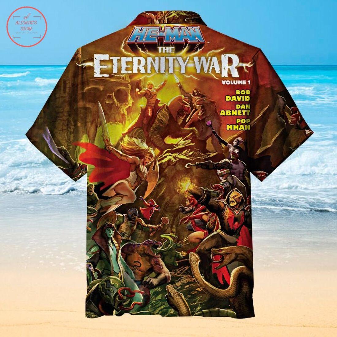 He-Man The Eternity War Hawaiian Shirt