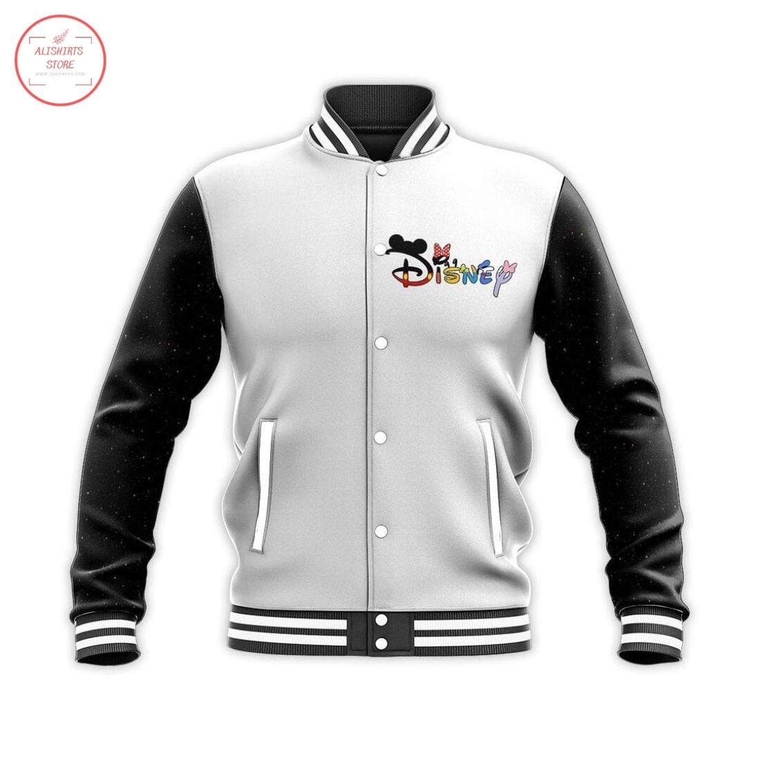 I Love Disney ClassicLetterman Jacket