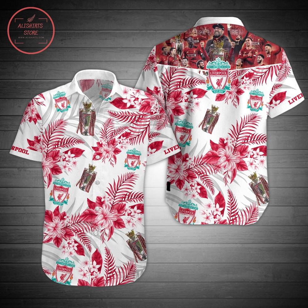 Liverpool 2020 Hawaiian Shirt Summer Button Up