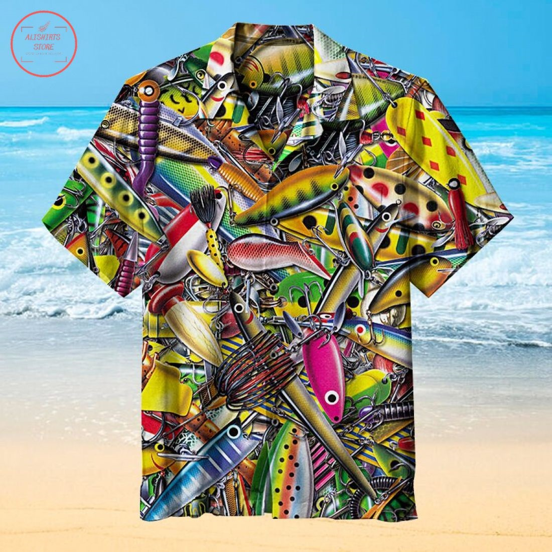 Lure Universal Hawaiian Shirt