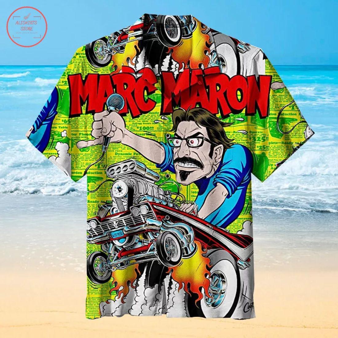 Marc Maron Hawaiian Shirt