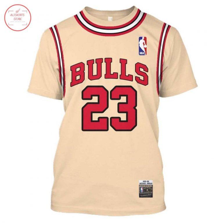 Michael Jordan 23 Limited Edition Chicago Bulls Shirt