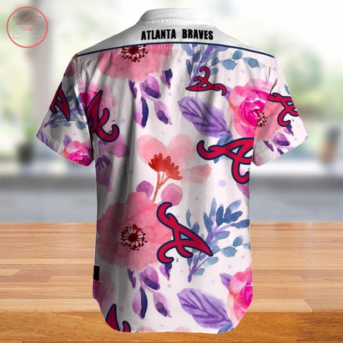 Mlb Atlanta Braves Hawaiian Shirt