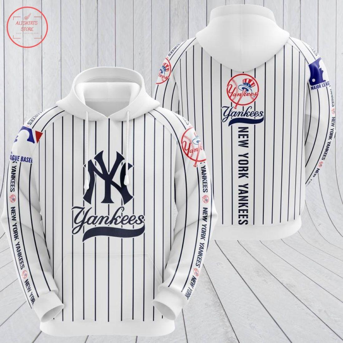Mlb New York Yankees Baseball Hoodie