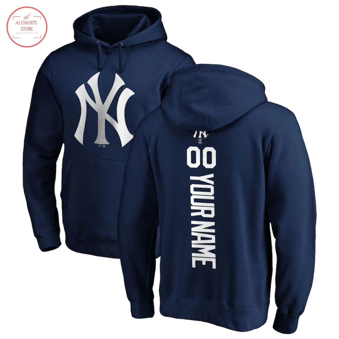Mlb New York Yankees Personalized Hoodie
