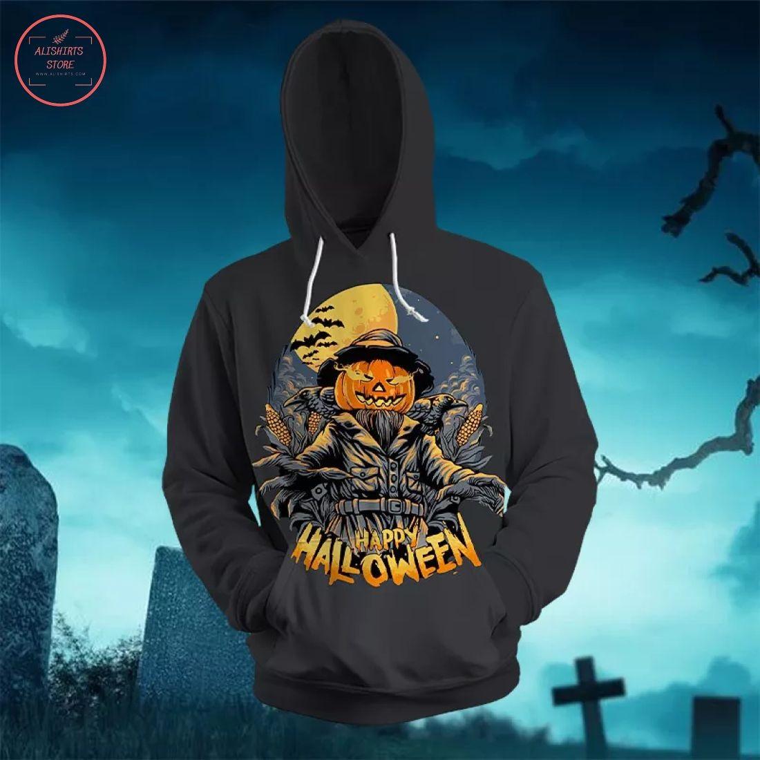 Monster Halloween Party Hoodie