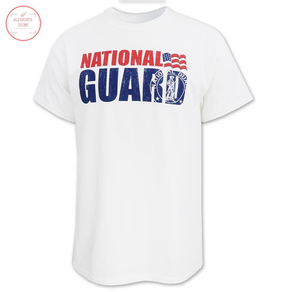 US National Guard Shirt