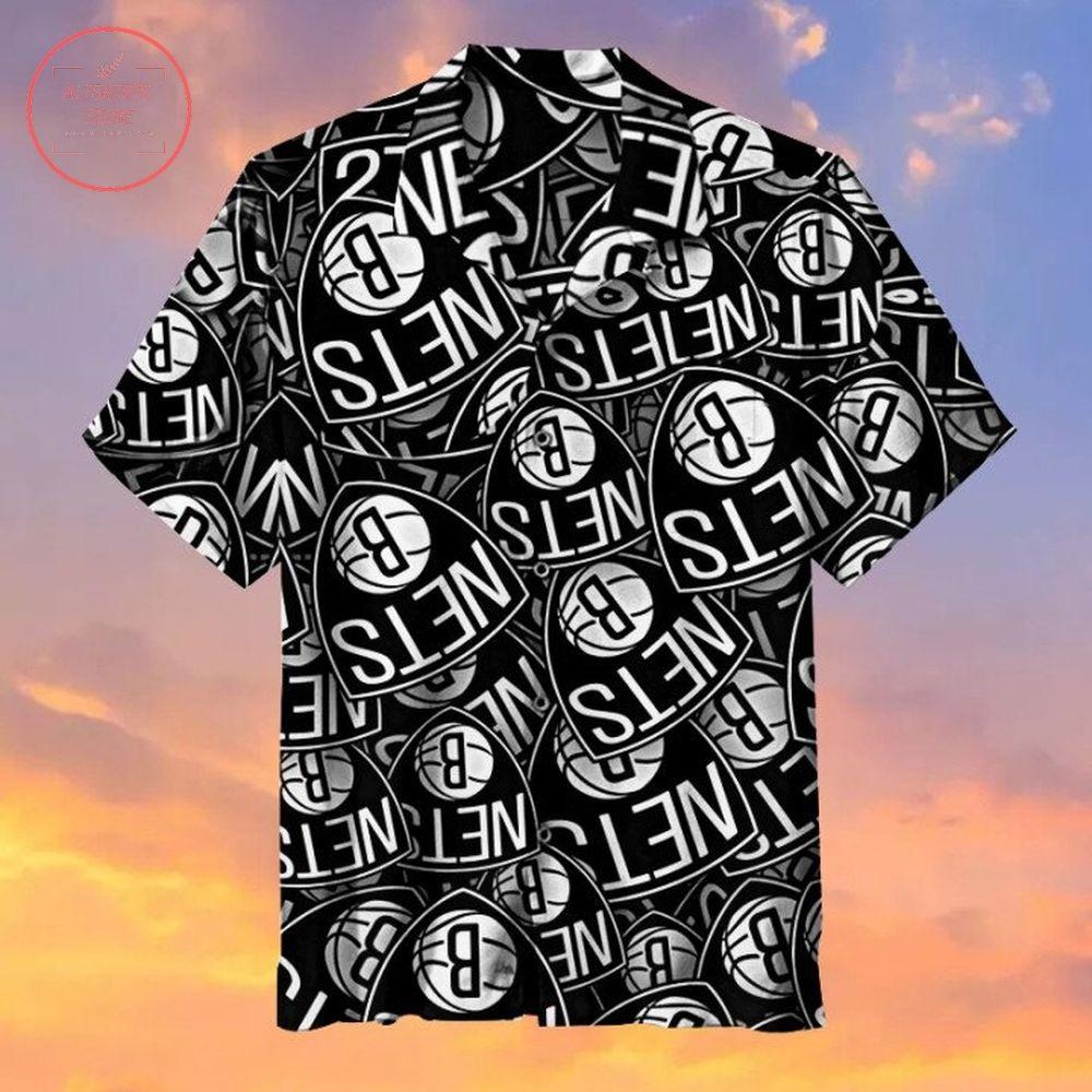 NBA Brooklyn Nets Hawaiian Shirt