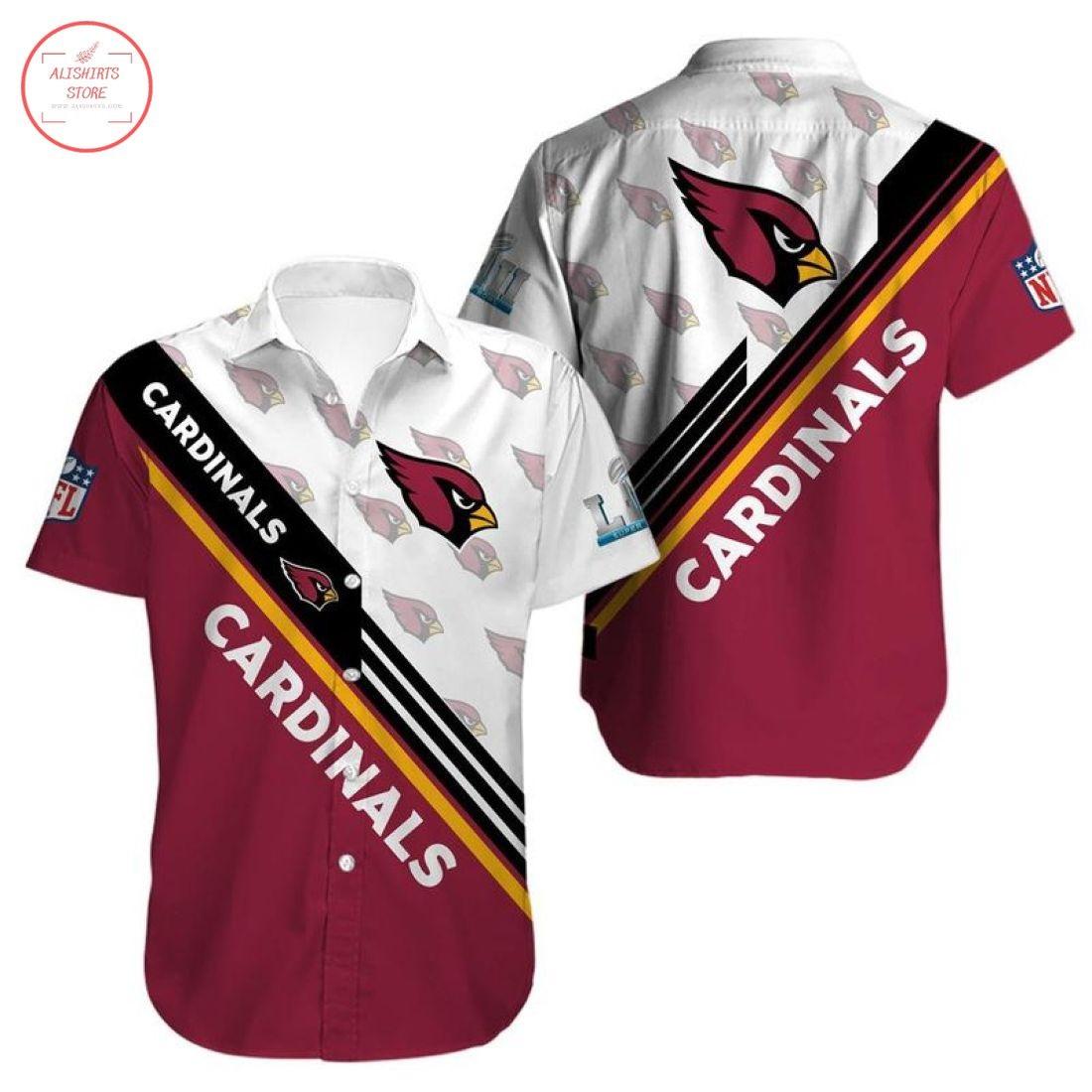 Nfl Arizona Cardinals Hawaiian Shirt