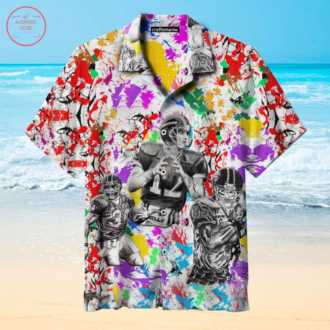 Nfl Buffalo Bills Hawaiian Shirt