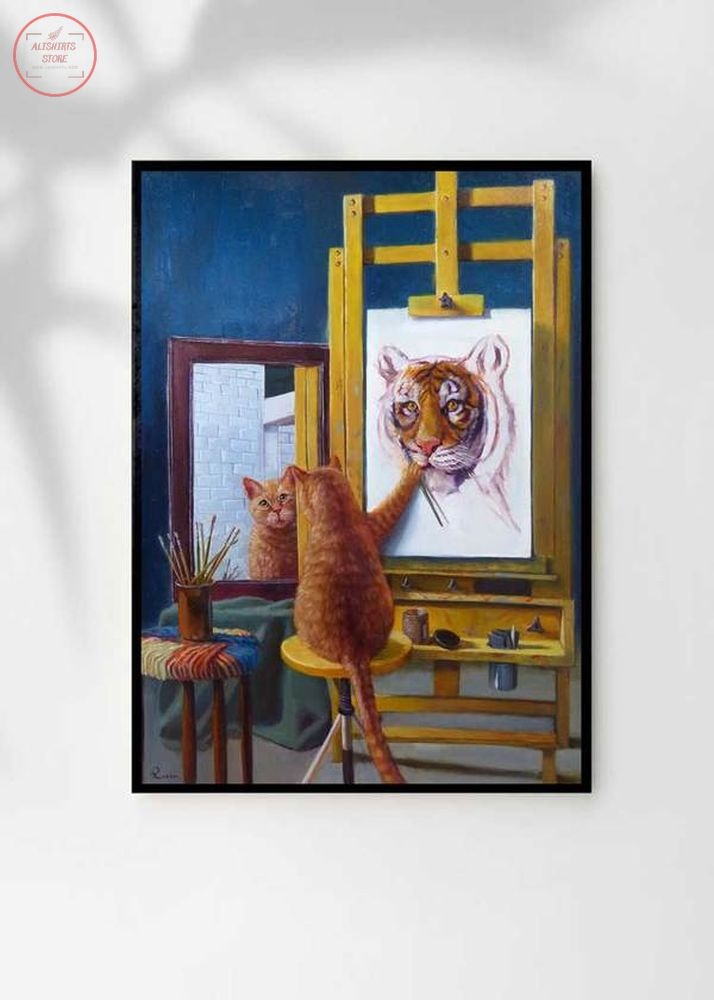 Norman Catwell Canvas Wall Art