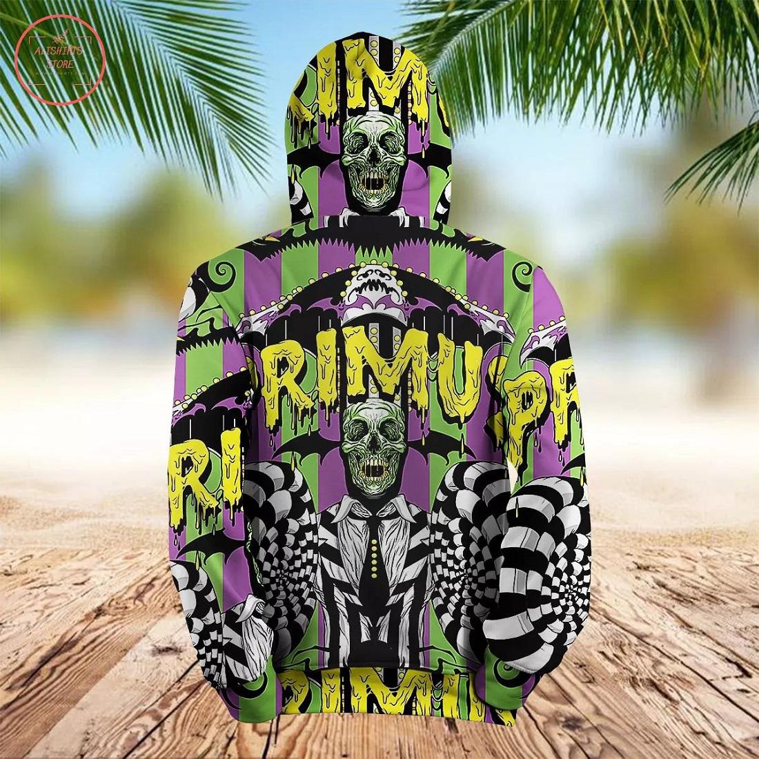 Primus Rock Band 3D Hoodie