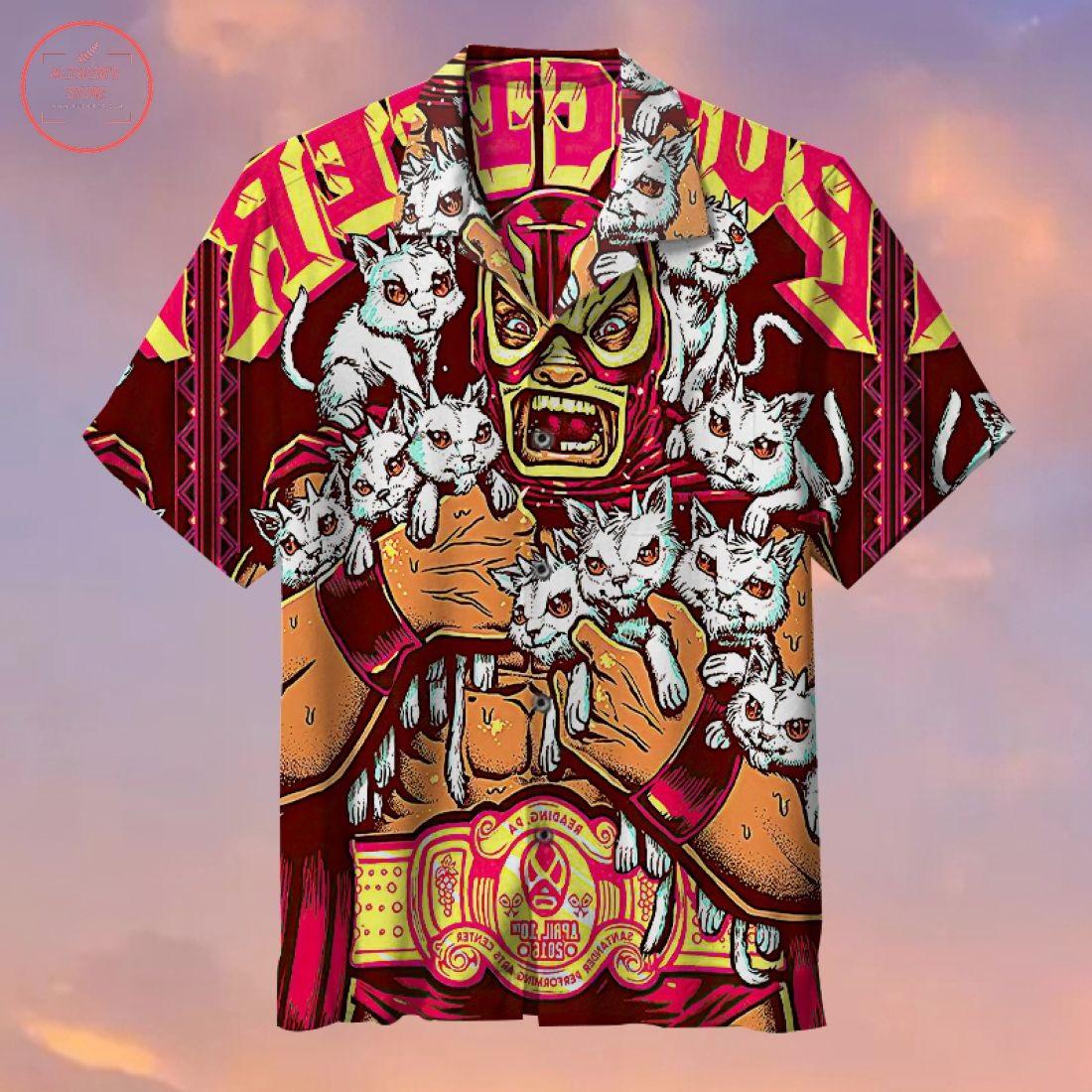 Puscifer Band Hawaiian Shirt