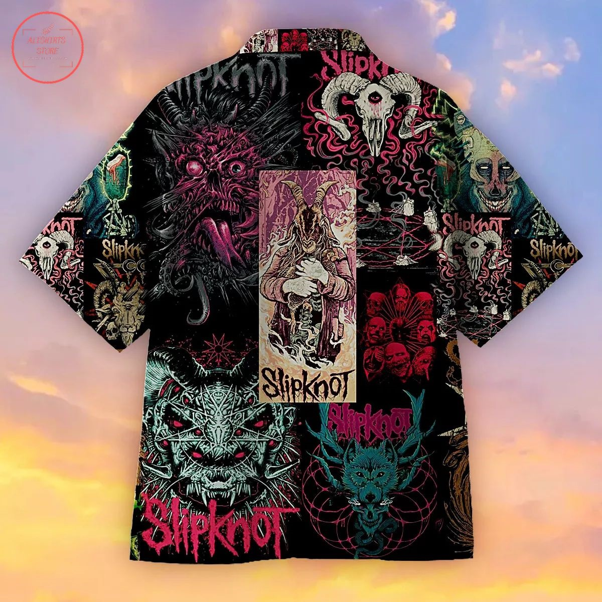 Slipknot Creative Hawaiian Shirt