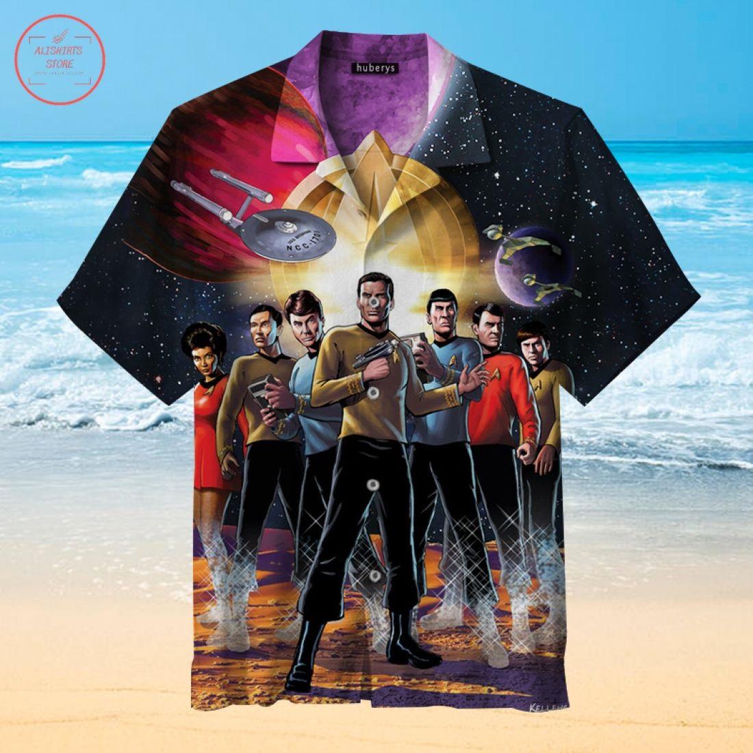 Star Trek Original Series Hawaiian Shirt