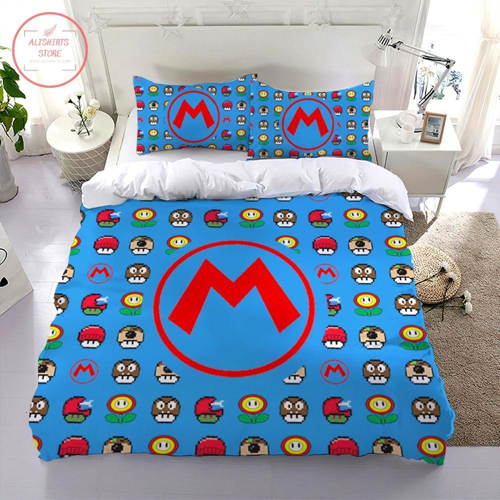 Super Mario Limited Edition Bedding Set