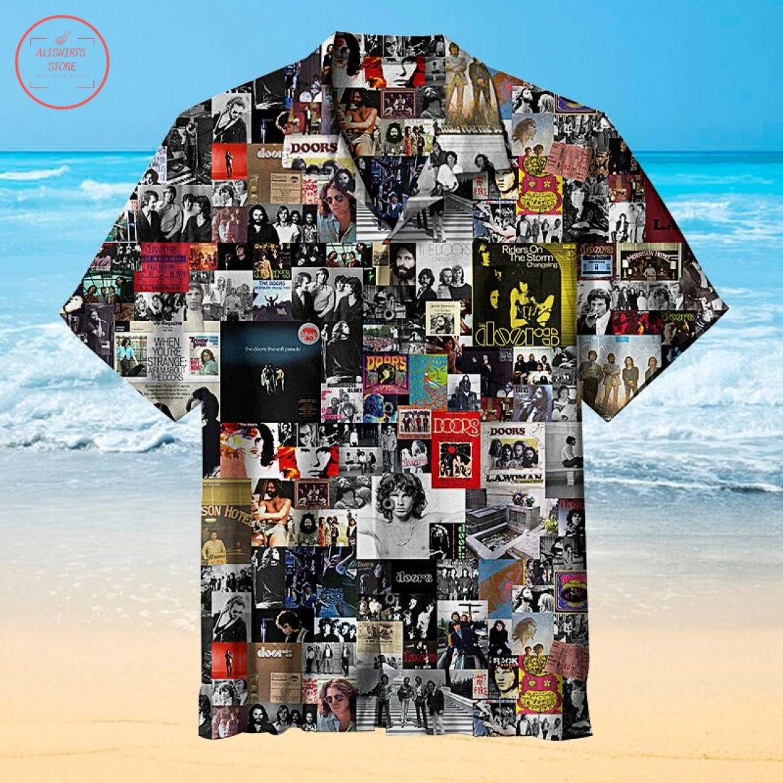 The Doors Hawaiian Shirt
