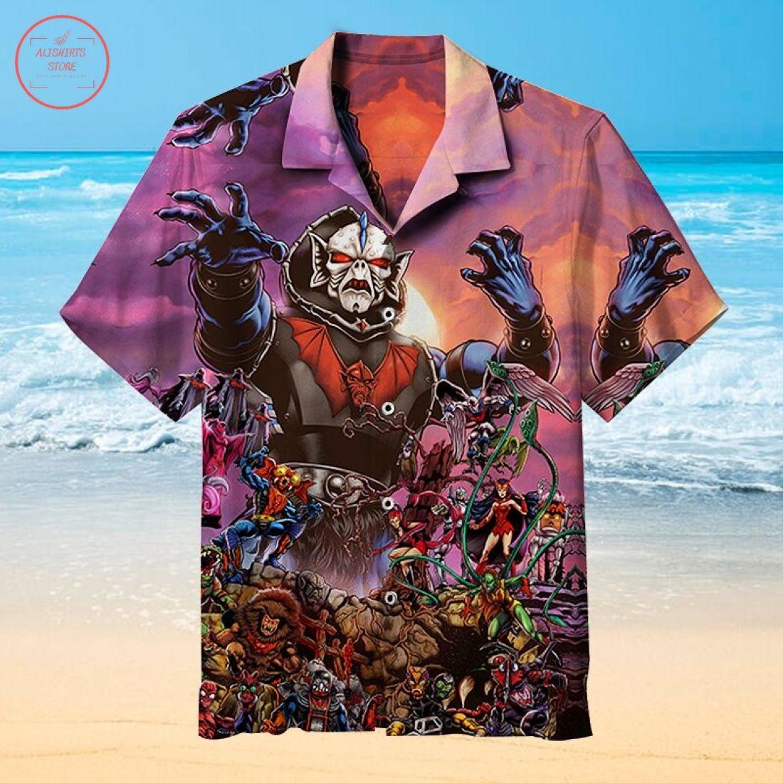 The Evil Horde Hawaiian shirt
