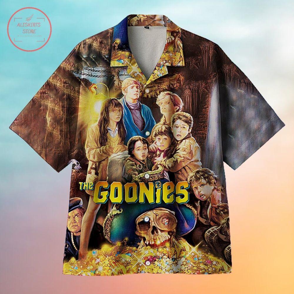 The Goonies Hawaiian Shirt
