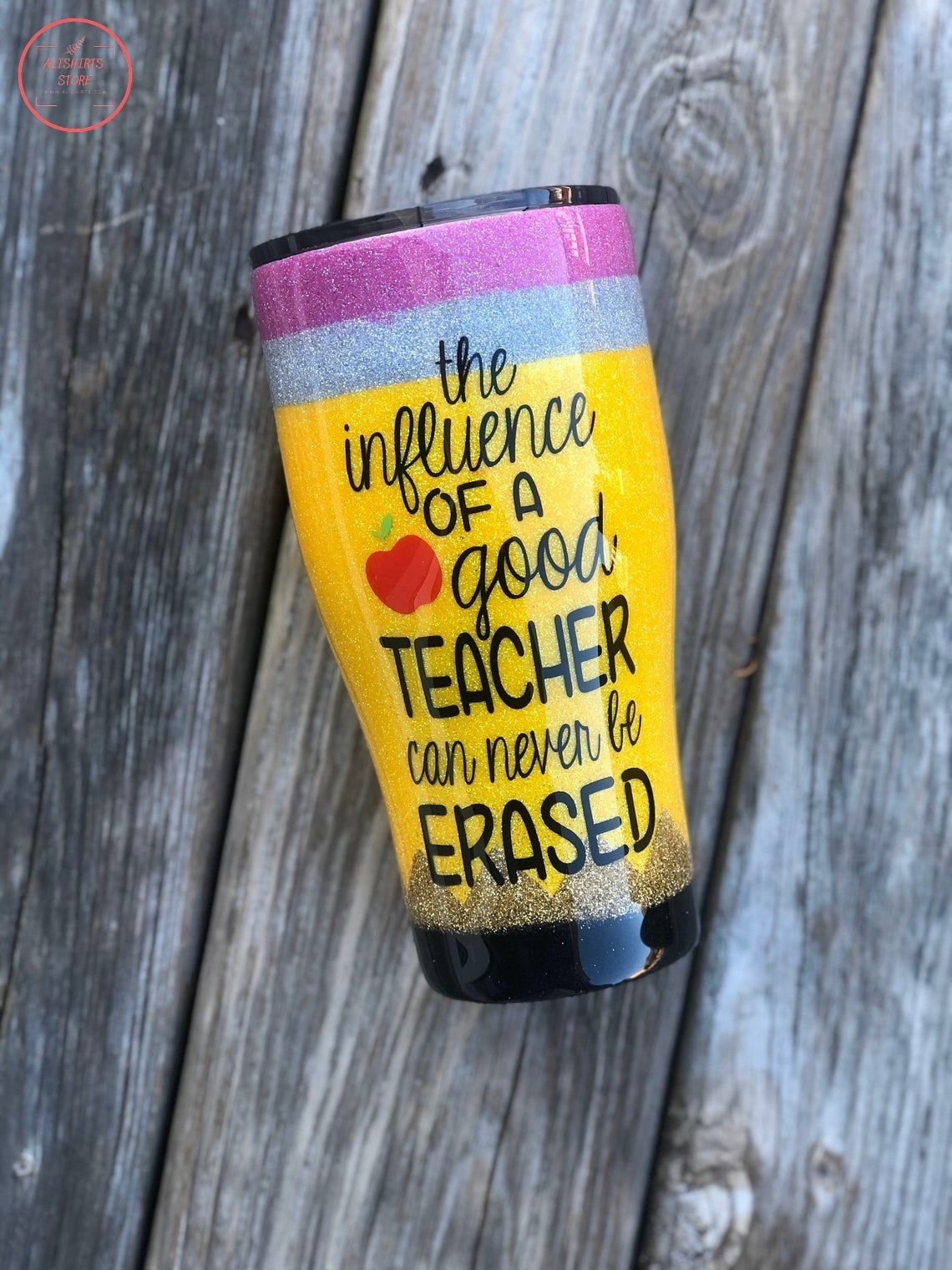 The Influence of a Good Teacher Personalized Tumbler