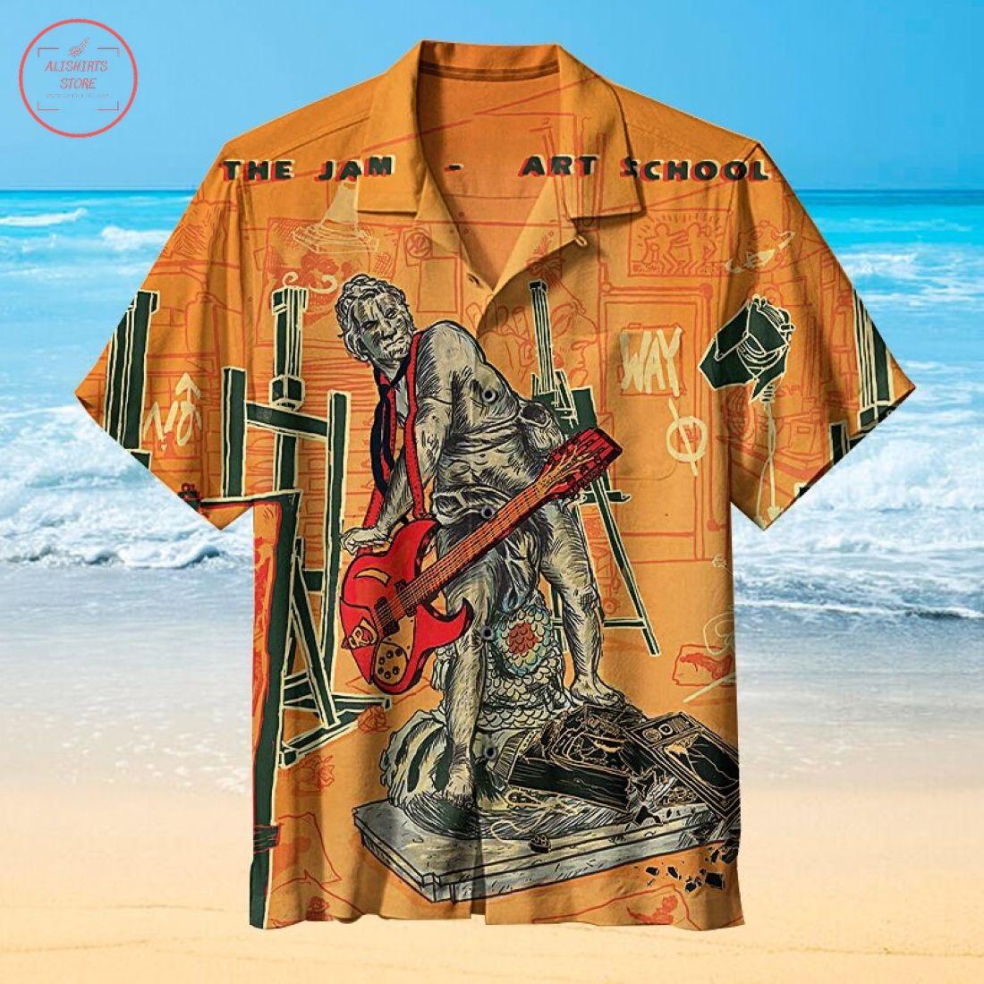 The Jam Art School Hawaiian Shirt