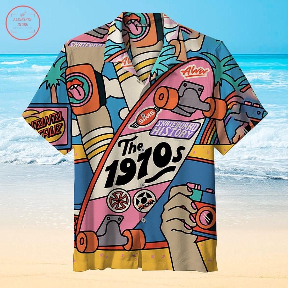 The Sims Hawaiian Shirt